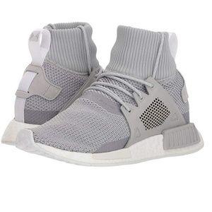 Adidas Men Winter Running Shoes Grey